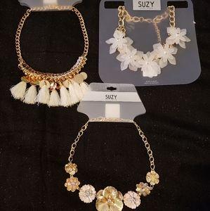 Suzy Shier Necklace Bundle